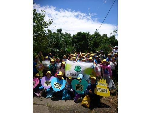 20190620食農教育農事體驗-採玉米活動
